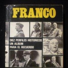Militaria: FRANCO DIFERENTE. DIEZ PERFILES HISTORICOS. SEDMAY EDICIONES. 214 PAG.. Lote 14063957