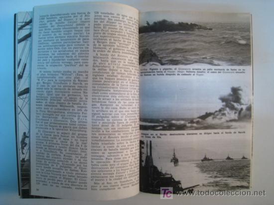 Militaria: LA FLOTA DE ALTA MAR DE HITLER - SAN MARTIN 1977 - Foto 2 - 9180909