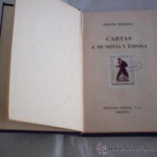 Militaria: CARTAS A MI NOVIA Y ESPOSA DEL PRÍNCIPE BISMARCK. Lote 13530393