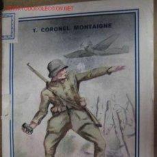 Militaria: EL FACTOR DECISIVO EN EL COMBATE, 1940, 138 PÁGINAS. Lote 2882919