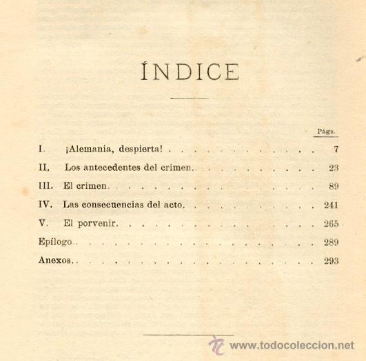 Militaria: Yo acuso - por un Alemán - Año 1915 - Foto 2 - 27408715