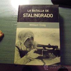 Militaria: LA BATALLA DE STALINGRADO REF LS008. Lote 27300373