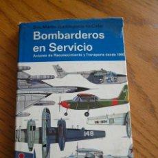 Militaria: LIBRO BOMBARDEROS EN SERVICIO. Lote 27578475
