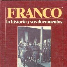 Militaria: FRANCO HISTORIA Y SUS DOCUMENTOS FRANCO FRENTE A HITLER Nº 5. Lote 13079565