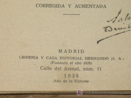 Militaria: Guerra Civil, Ordenanzas del Ejercito Nacional 1939.Ver mas fotos. - Foto 3 - 26729195