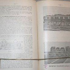 Militaria: 1923, TRANSPORTES MILITARES, LIBRO COMUNICACIONES MILITARES.. Lote 26697372