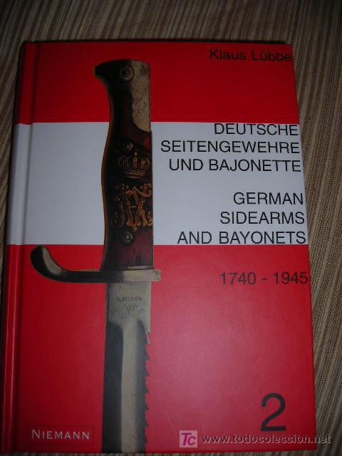 LIBRO DE BAYONETAS ALEMANAS (Militar - Libros y Literatura Militar)