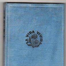 Militaria: LOS SIETES HOMBRES DE SPANDAU POR JACK FISHMAN. EDITOR LUIS DE CARALT BARCELONA. 1ª EDICION 1954. Lote 19084601