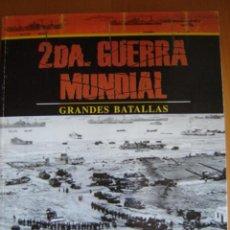 Militaria: GRANDES BATALLAS DE LA 2ª GUERRA MUNDIAL. LA BATALLA DEL ATLÁNTICO. Lote 27003955