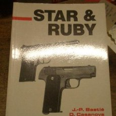 Militaria: STAR AND RUBY, 1989, EN FRANCÉS, 95 PÁGINAS. Lote 14957941
