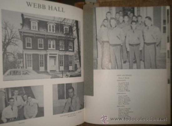 Militaria: Sabre and sash, Pensylvania Military College, 1956, en inglés, con fotos, 307 pág. - Foto 3 - 15242216
