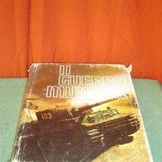 Militaria: LIBRO PASTA DURA DE II GUERRA MUNDIAL. Lote 15538462