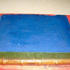 Militaria: 1857 HISTORIA ORGANICA DE LAS ARMAS DE INFANTERIA Y CABALLERIA TOMO XI CONDE DE CLONARD. Lote 17768852