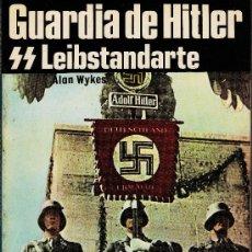 Militaria: GUARDIA DE HITLER. SS LEIBSTANDARTE.- AUT. A. WYKES .- SM Nº 29 AZUL .- R-924. Lote 17967632