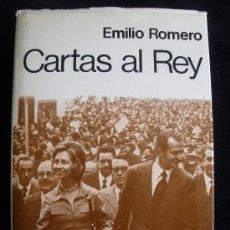 Militaria: CARTAS AL REY. EMILIO ROMERO. ESPEJO DE ESPAÑA. 1973 380 PAG. Lote 18067210