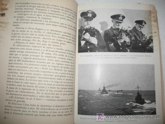 Militaria: La tragedia del Cabo Norte.El hundimiento del acorazado Scharnhorst. Ver mas fotos. - Foto 3 - 26310718