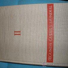 Militaria: LIBRO DE LA SEGUNDA GUERRA MUNDIAL EN FOTOGRAFIAS Y DOCUMENTOS MUCHAS FOTOS Y LITERATURA . Lote 19822366