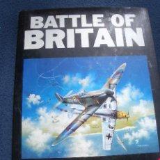 Militaria: NORMAN FRANKS: BATTLE OF BRITAIN, ED.BISON FIRST PUBLISHED 1990, 2ª GUERRA MUNDIAL-AVIACIÓN. Lote 20313627