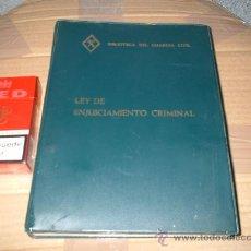 Militaria: LIBRO DE BIBLIOTECA DE LA GUARDIA CIVIL. Lote 26400184