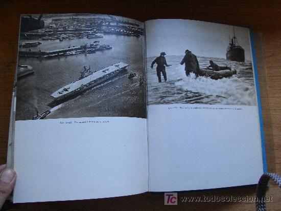 Militaria: JEAN MERRIEN - HISTORIA DE LOS BUQUES - Aymá, 1960. - Excelente papel ahuesado - Foto 8 - 27573724