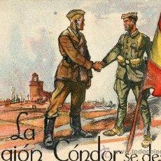 Militaria: LA LEGION CONDOR SE DESPIDE. Lote 170082582