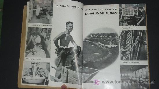 Militaria: Alemania en sus instituciones sociales. Libro hitleriano hecho en Barcelona en 1940. IIWW. - Foto 6 - 27611207