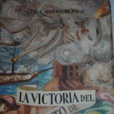 Militaria: NAVAL. LA VICTORIA DEL CRISTO DE LEPANTO. CARRERO BLANCO. Lote 26143633