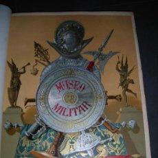 Militaria: FRANCISCO BARRADO - MUSEO MILITAR. HISTORIA DEL EJÉRCITO ESPAÑOL: ARMAS, UNIFORMES,ETC,ETC 1883-1887. Lote 27249887