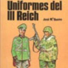 Militaria: UNIFORMES DEL III REICH. Lote 26764777