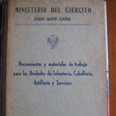 Militaria: LIBRO DE OFICIOS MILITARES. Lote 27546530