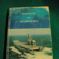 Militaria: MANUAL DEL MARINERO. Lote 64740995