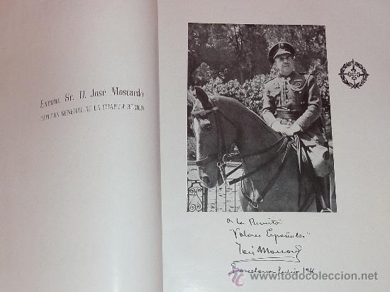 Militaria: Rara revista libro: valores españoles. Informaciones de Cataluña y con fotos militares guerra civil - Foto 4 - 111402107