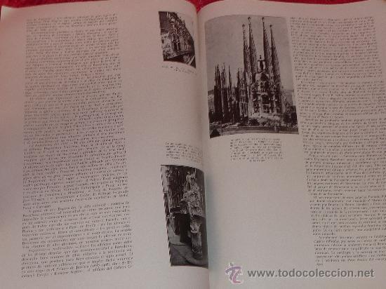 Militaria: Rara revista libro: valores españoles. Informaciones de Cataluña y con fotos militares guerra civil - Foto 8 - 111402107