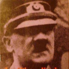 Militaria: H.R. TREVOR-ROPER / LOS ÚLTIMOS DÍAS DE HITLER. Lote 24674434