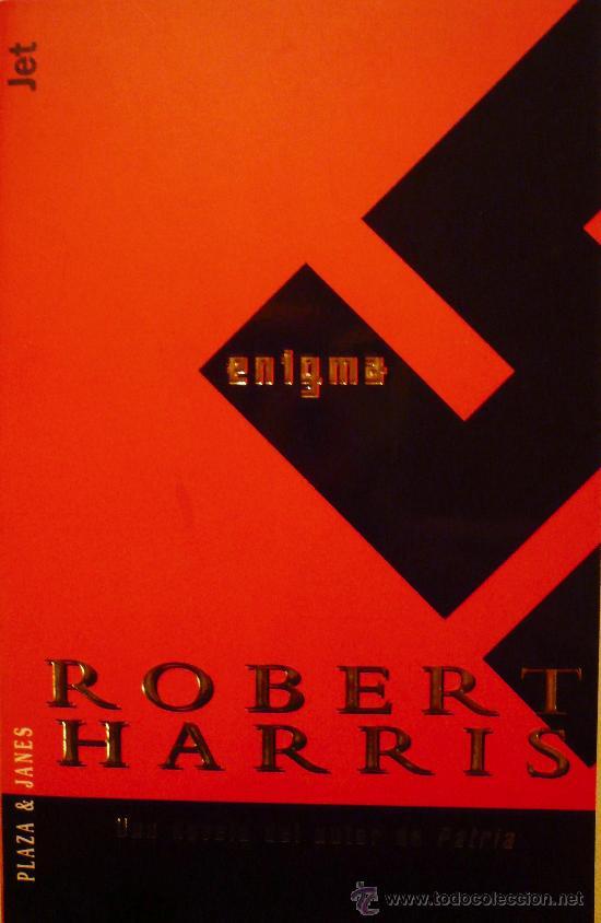 ROBERT HARRIS / ENIGMA (Militar - Libros y Literatura Militar)