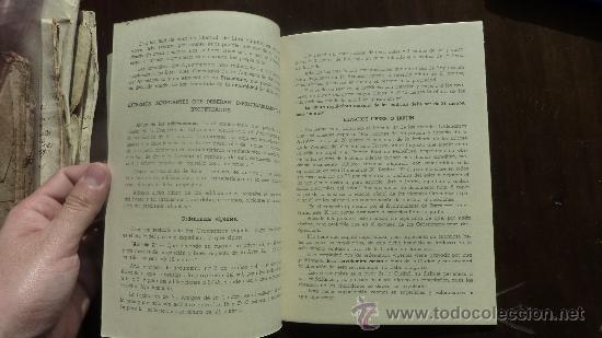Militaria: Raro libro en defensa de la avenida del generalisimo. Amigos de Barcelona. 1948. - Foto 4 - 24157080