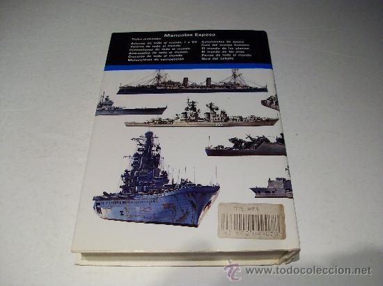 Militaria: Espasa Calpe / Crucerros de todo El Mundo, de Gino Galuppini ¡¡ ver !! - Foto 2 - 27133133