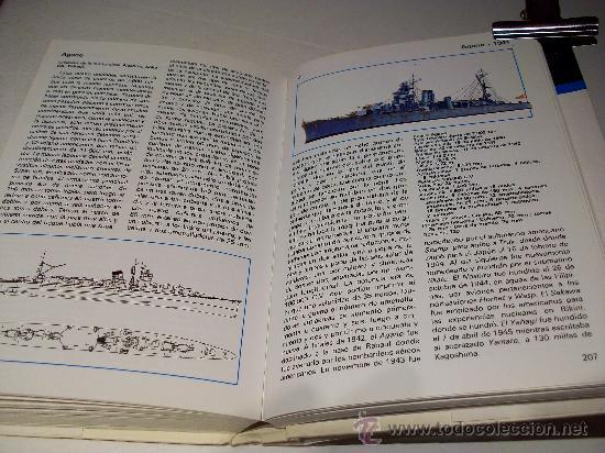 Militaria: Espasa Calpe / Crucerros de todo El Mundo, de Gino Galuppini ¡¡ ver !! - Foto 3 - 27133133