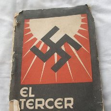 Militaria: EL TERCER REICH 1933 OSSA. Lote 24918113