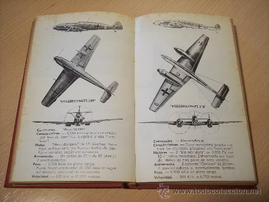 Militaria: LA BATALLA DE INGLATERRA (KARL VON VEREITER) EDITORIAL FERMA - 1969 (ILUSTRADO) - Foto 6 - 25888211