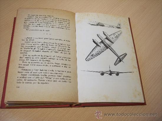 Militaria: LA BATALLA DE INGLATERRA (KARL VON VEREITER) EDITORIAL FERMA - 1969 (ILUSTRADO) - Foto 8 - 25888211