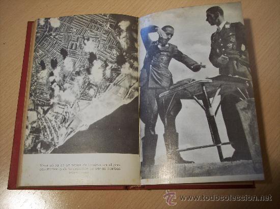 Militaria: LA BATALLA DE INGLATERRA (KARL VON VEREITER) EDITORIAL FERMA - 1969 (ILUSTRADO) - Foto 10 - 25888211