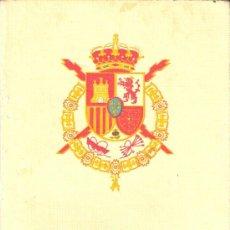 Militaria: REALES ORDENANZAS PARA LAS FUERZAS ARMADAS. SEVICIO GEOGÁFICO DEL EJERCITO. MADRID 1979.. Lote 26368168