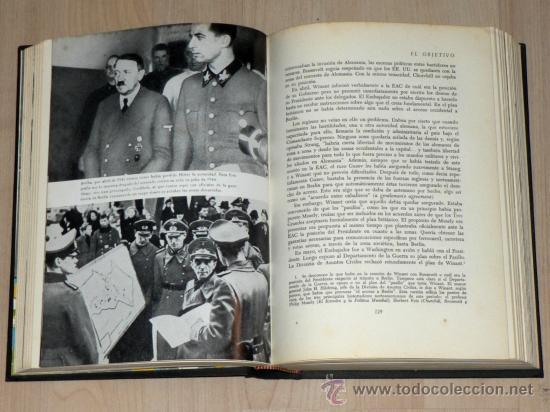 Militaria: LA ULTIMA BATALLA. CORNELIUS RYAN. EDICIONES DESTINO AÑO 1964 - Foto 3 - 27107222