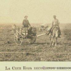 Militaria: SARAVIA,GUERRA CIVIL URUGUAY 1897 Y 1904 , MEMORIAS DE LA CRUZ ROJA EN CD. Lote 27385815