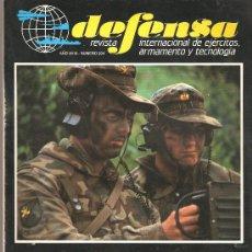 Militaria: REVISTA DEFENSA Nº 204. Lote 27735235