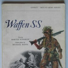 Militaria: WAFFEN SS, OSPREY 1976. VER MAS FOTOS.. Lote 27902403