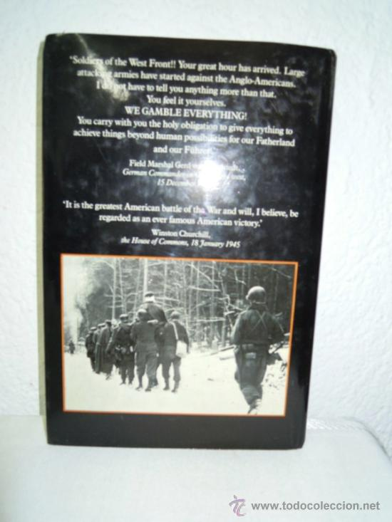 Militaria: The Battle of the Bulge - The Definitive Account - Foto 3 - 27898996