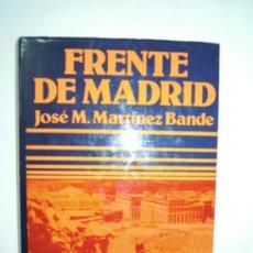 Militaria: FRENTE DE MADRID. Lote 27941059