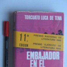 Militaria: DIVISIÓN AZUL EMBAJADOR EN EL INFIERNO.1966. Lote 27979480